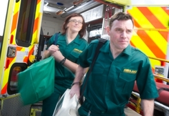 Paramedic's Action 'Gross Failure'