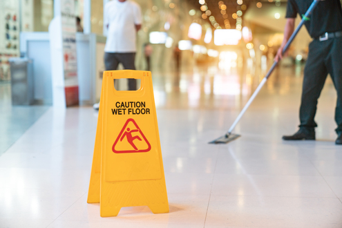 Slips Trips Falls Compensation Claims UK