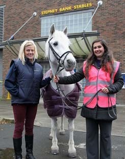 Shaw and Co Solicitors UK Sponsor Equestrian Centre In Newcastle upon Tyne